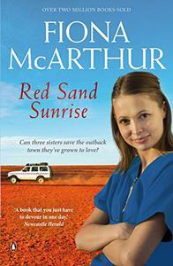 Red Sand Sunrise