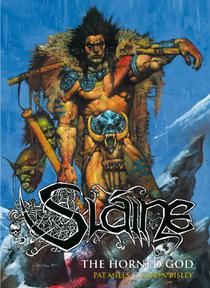 Slaine: The Horned God: Kiss His Axe!