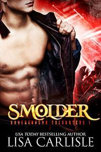 Smolder: a goth club vampire romance