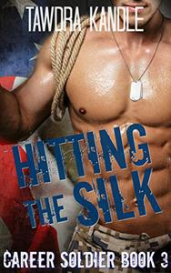 Hitting the Silk: A Career Soldier Military Romance