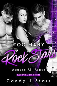 Too Many Rock Stars: Violet's Story