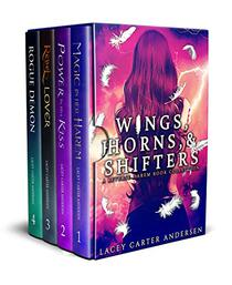 Wings, Horns, and Shifters: A Reverse Harem Book Collection