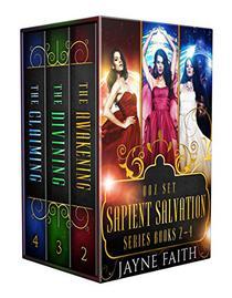 Sapient Salvation Series Books 2 - 4: A Sapient Salvation Series Box Set