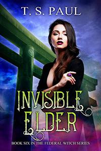 Invisible Elder: An urban fantasy FBI thriller