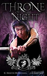 Throne of Night: A Little Red Riding Hood retelling