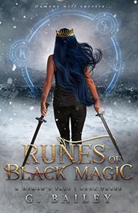 Runes of Black Magic: A Reverse Harem Urban Fantasy