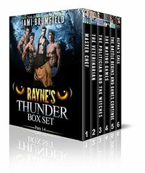 Rayne's Thunder (Box Set): The Complete Shifter Romantic Serial