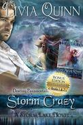 Storm Crazy Bonus Edition (Includes Storm Crazy and Cry Me a River) (Books 1&2): Storm Lake West (Destiny Paramortals (Southern Paranormal Cozy)(Urban ... Town Sheriff Mystery)