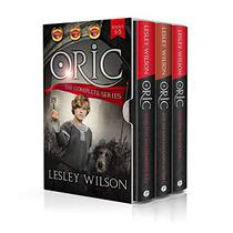 The Oric Trilogy - suitable for teens, young adults and adults: The Complete Series - Books 1-3
