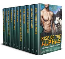 Rise of the Alphas: Paranormal Romance Collection