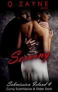 Serving: Curvy Submissive & Older Dom