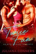 Twice the Fun: A Bad Boy MFM Menage Romance