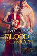 Blood Moon: A dragon shifter romance