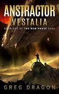 Anstractor Vestalia: A Sci-Fantasy Space Adventure