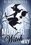 Murder Any Witch Way: A Brimstone Bay Mystery