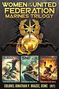 Women of the United Federation Marines Trilogy
