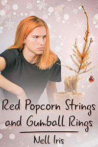 Red Popcorn Strings and Gumball Rings