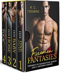 Firemen Fantasies: Firemen of Manhattan Series and A Reverse Harem Box Set
