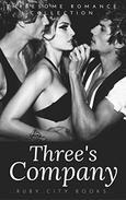 Three's Company: Threesome Romance Collection