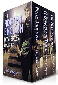 The Adrien English Mysteries: Books 1 - 3
