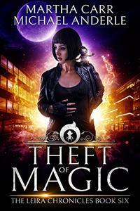 Theft of Magic: The Revelations of Oriceran