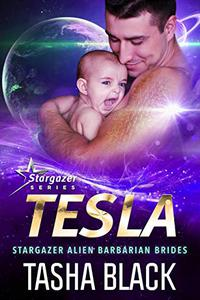 Tesla: Stargazer Alien Barbarian Brides #2
