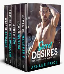 Secret Desires: A Contemporary Romance Box Set