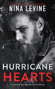 Hurricane Hearts: A Motorcycle Club Romance