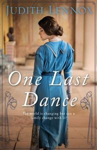 One Last Dance: A mesmerising tale of love, betrayal and shocking secrets