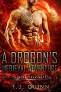 Cuyler's: Drogon's Medieval Adventure: A Historical Celestial Mates SciFi