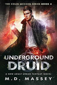 Underground Druid: A New Adult Urban Fantasy Novel