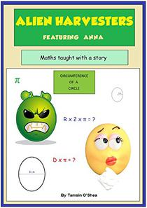 Alien Harvester's: Math taught with a story