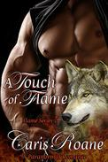 A Touch of Flame: A Paranormal Romance