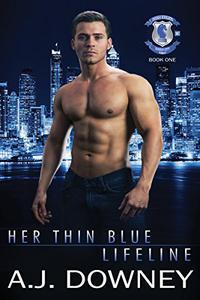 Her Thin Blue Lifeline: Indigo Knights Book I