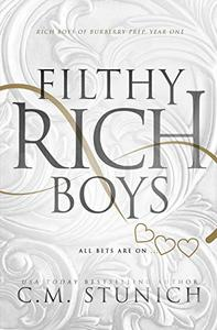 Filthy Rich Boys: A Reverse Harem High School Bully Romance