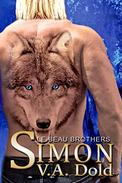 SIMON: New Orleans Billionaire Wolf Shifters with plus sized BBW mates