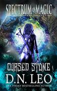 Cursed Stone - Spectrum of Magic - Book 3