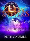Tethered: A Zodiac Shifters Paranormal Romance: Aquarius