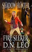 Fire Seeker - Shadow Hunter Trilogy - Book 1
