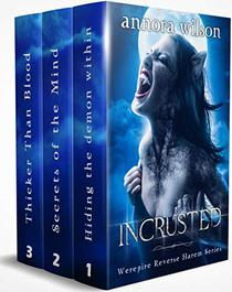 Incrusted : A Paranormal Romance Boxed Set