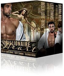 Billionaire Heart: A New Adult Contemporary Romance Anthology.