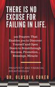There is no excuse for failing in life: 500 prayers that enable you to discover yourself and open doors to  breakthroughs, success, promotion, financial breakthrough, blessings, miracle and prosperity