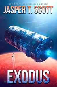 Exodus: Book 3 of the New Frontiers Series