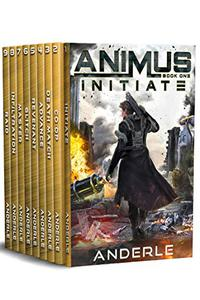 Animus Omnibus #1: Initiate, Co-Op, Death Match, Advance, Revenant, Glitch, Master, Infiltration, Raid