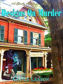 Designs On Murder: A Ghostly Fashionista Mystery
