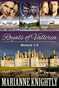 Royals of Valleria Boxed Set