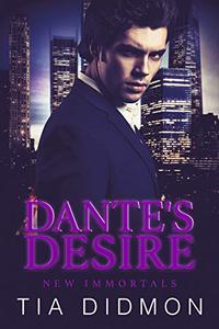 Dante's Desire: Paranormal Romance Kindle Unlimited Books