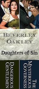 Daughters of Sin Box Set - Book 2 & 3: Dangerous Gentlemen and The Mysterious Governess