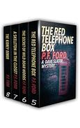 Dave Slater Mystery Novels Box Set Two