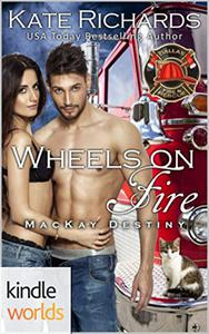 Dallas Fire & Rescue: Wheels on Fire (Kindle Worlds Novella)